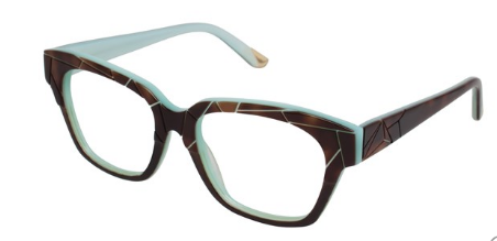 L.A.M.B. LA010 Tortoise Mint Photo Credit: Tura Eyewear