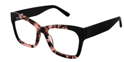 L.A.M.B. LA037 Pink Tortoise Photo Credit: Tura Eyewear