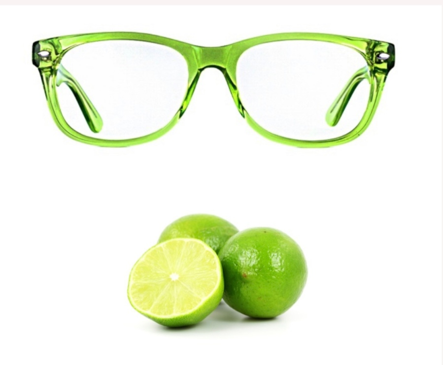 Geek Rad 09 Lime Green